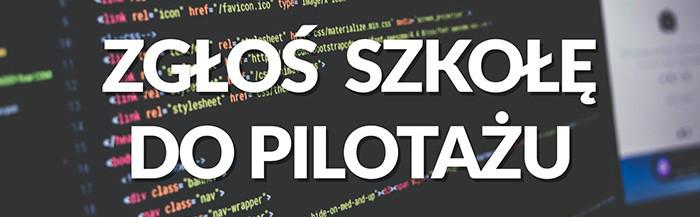 Logo projektu Pilotaż programowania